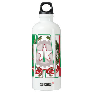Italy Water Liberty Bottle
