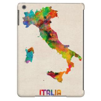 Italy Watercolor Map, Italia iPad Air Case