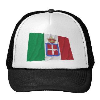 Italy Waving Flag (1861-1946) Trucker Hat