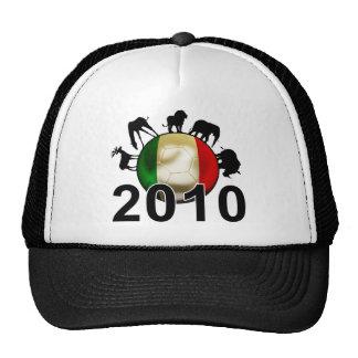 Italy World 2010 Hat
