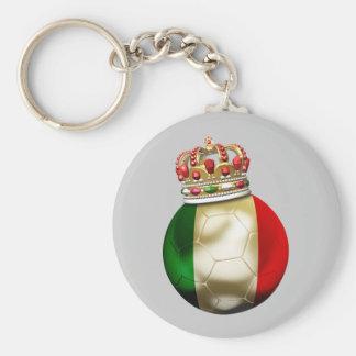 Italy World  Champion Keychain