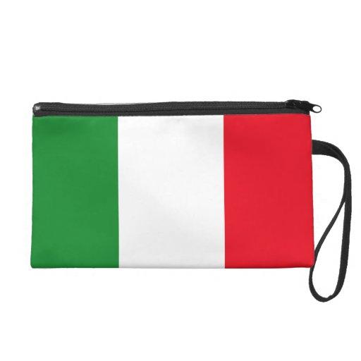 Italy Wristlet Purse