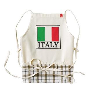 Italy Zazzle HEART Apron
