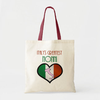 Italy's Greatest Nonni Tote Bag