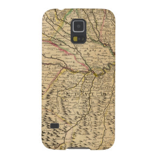 Italy's Po River Valley Galaxy S5 Covers