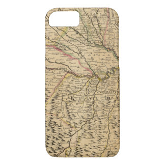 Italy's Po River Valley iPhone 7 Case