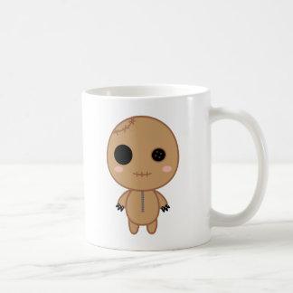 Itami la muñeca del vudú taza de café