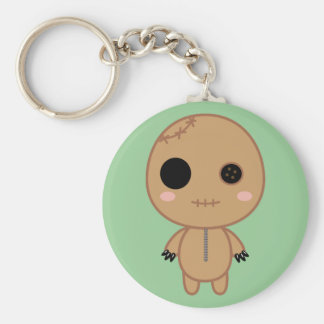 Itami the Voodoo Doll Keychain