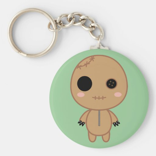 Itami the Voodoo Doll Key Chains