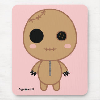 Itami the Voodoo Doll Mouse Pad
