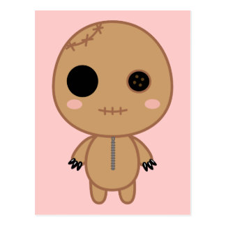 Itami the Voodoo Doll Post Card