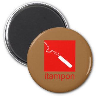 iTampon Imán Redondo 5 Cm
