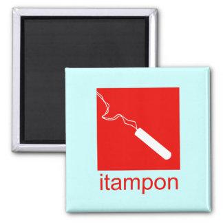 iTampon Imán Cuadrado