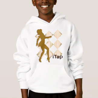 iTap Gal | iPod Graphics for Tap Hoodie
