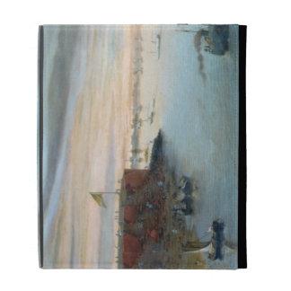 Itapiru, Paraguay, 1866 (oil on canvas) iPad Folio Case