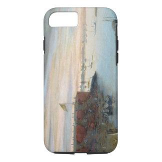 Itapiru, Paraguay, 1866 (oil on canvas) iPhone 8/7 Case