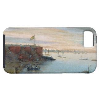 Itapiru, Paraguay, 1866 (oil on canvas) iPhone SE/5/5s Case