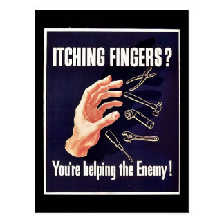 Itching Fingers? Post Cards
