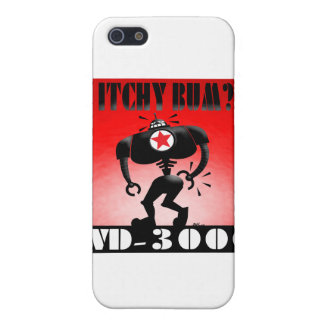 Itchy Bum? iPhone SE/5/5s Cover
