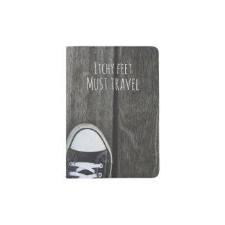 Itchy Feet, Must Travel Passport Holder