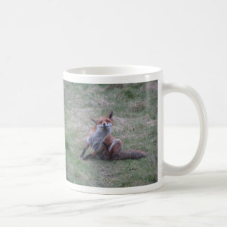 Itchy Fox Coffee Mug