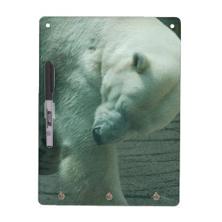 Itchy Polar Bear Dry Erase Whiteboards