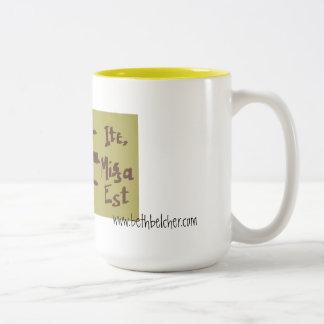 Ite, Missa Est Mug