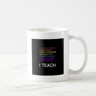 iTeach Coffee Mug
