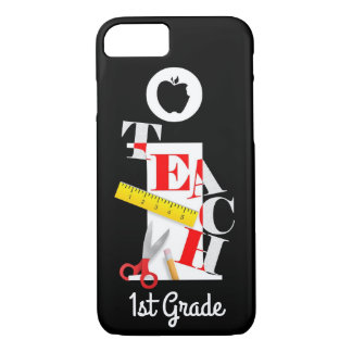 iTeach Grade School iPhone 8/7 Case