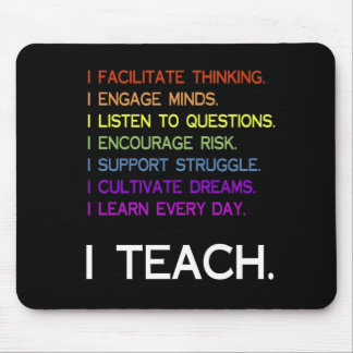 iTeach Mouse Pad