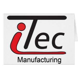 iTec Mfg logo Card