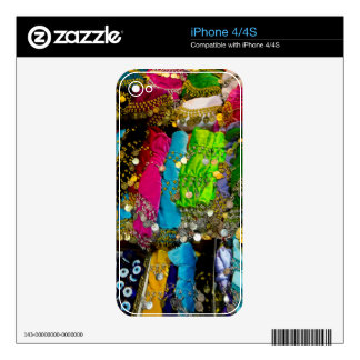 Items For Sale In Spice Market, Istanbul, Turkey Decal For The iPhone 4S