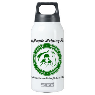 Items from The Horse Sense Riding School Insulated Water Bottle