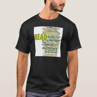 Items inspired by the 100 Greatest Books T-Shirt