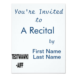 ITEOTWAWKI AIFF CARD