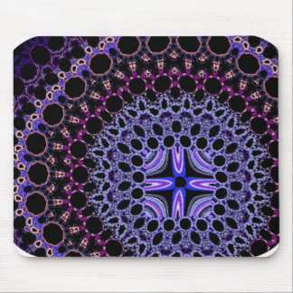 Iterated function system mousepad