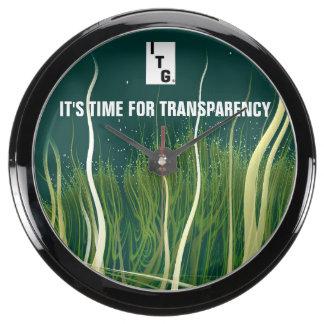 ITG Aqua Clock