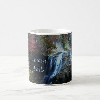 ITHACA FALLS mug