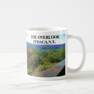 """ITHACA, N.Y. """"THE OVERLOOK"""" mug"""