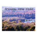 ITHACA, NEW YORK postcard