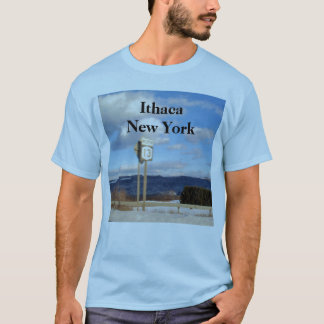Ithaca men 39 s clothing apparel zazzle for Ithaca t shirt printing