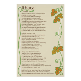 Ithaca Posters