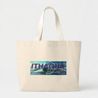 Ithaqua Large Tote Bag