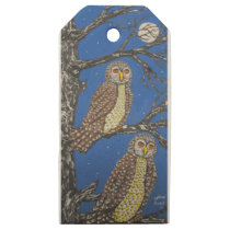 IThe Watchers Of The NightMG_0248.JPG Wooden Gift Tags
