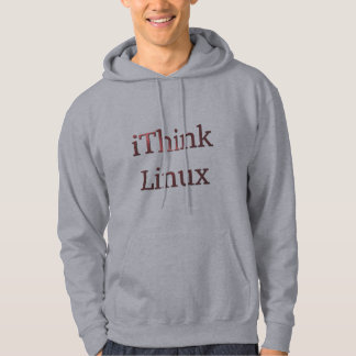iThink Linux, Designs by Che Dean Hoodie