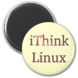 iThink Linux Magnets