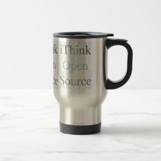 iThink Open Source, Designs by Che Dean Coffee Mugs