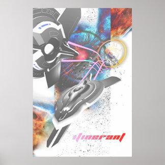 Itinerant Reversed &  Blended Poster