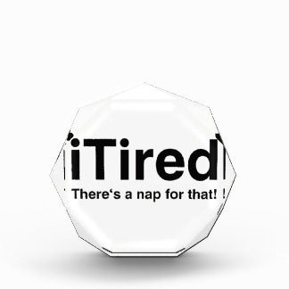 iTired - There's a nap for that Award