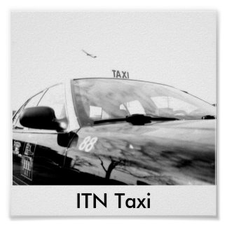 itn_24, ITN Taxi Poster